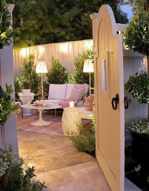 37 Creative Garden Decorating Ideas For A Brighter Home garden ideas, home decor, backyard garden decoration ideas