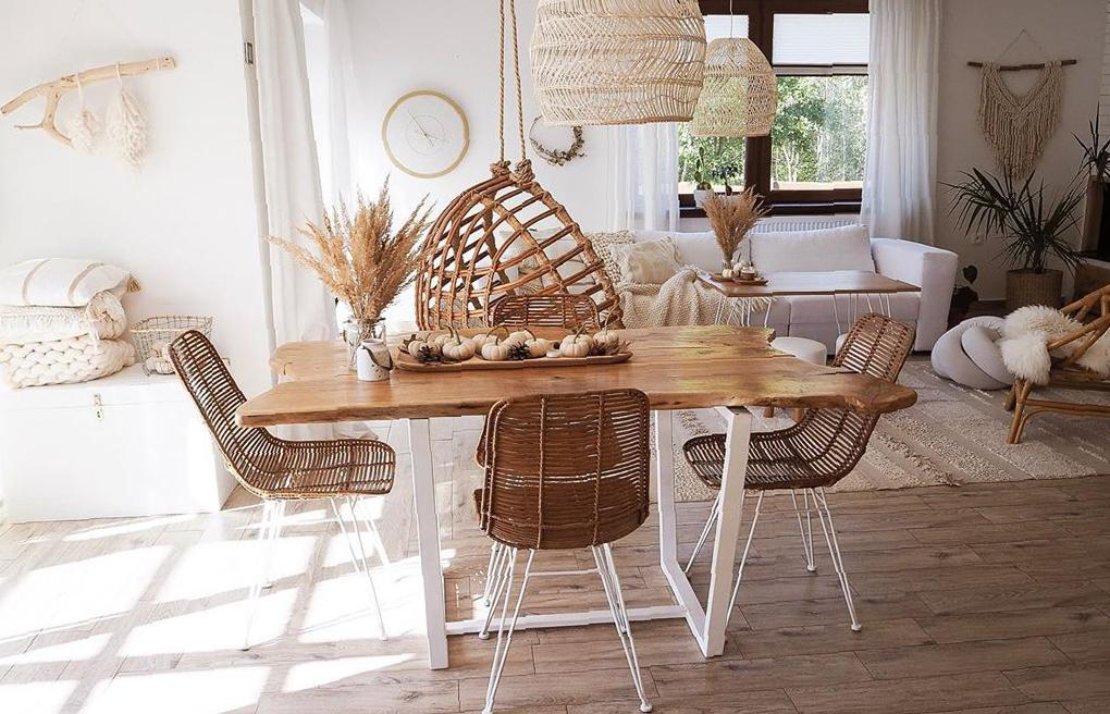 36 Dining Tables for a Wonderful Dining Experience modern dining table,farmhouse dining table,wooden dining table,dining table decoration,white dining table