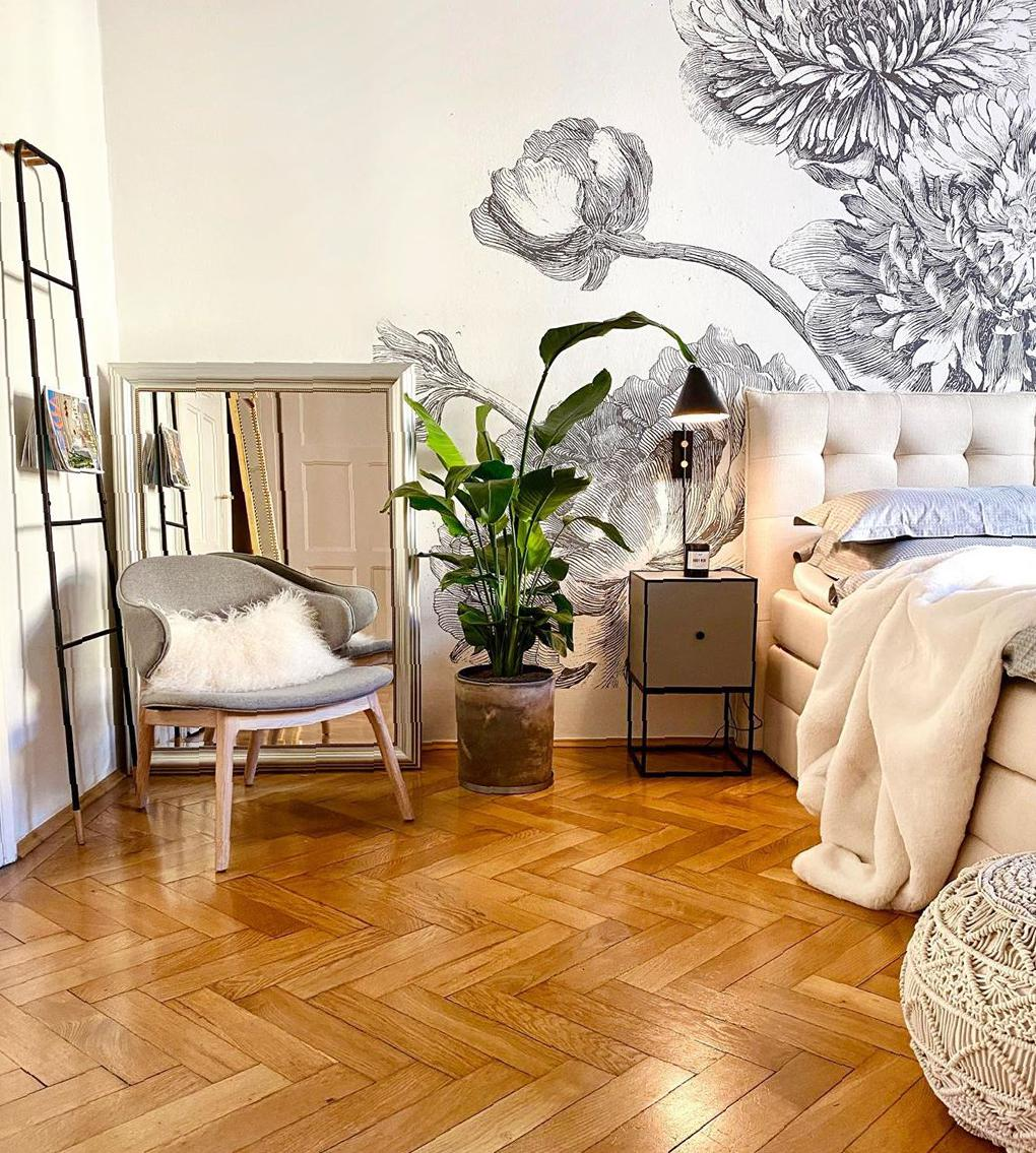 35 Ingenious Ideas To Decorate Your Home With Adding A Greenery  greenery decor,houseplants,urban jungle,modern home,decorated plant,indoor plants